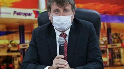 Presidente de Petropar confirma que sufre Covid-19