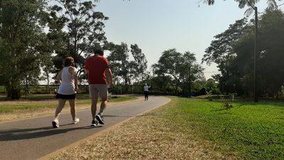 Parques Ñu Guasu y Guasu Metropolitano habilitan registro de ingreso electrónico