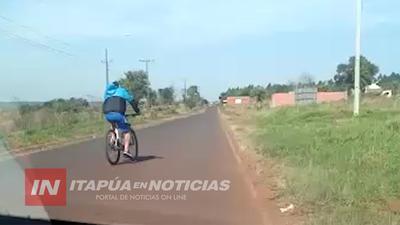 SOLICITAN CUMPLIR PROMESA DE CONSTRUCCIÓN DE VEREDA A LA MUNICIPALIDAD