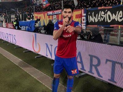 Paraguayos en busca de las semifinales de la Europa League
