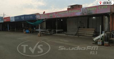 Terminal de Encarnación: Comedores sin ventas y con una crisis económica