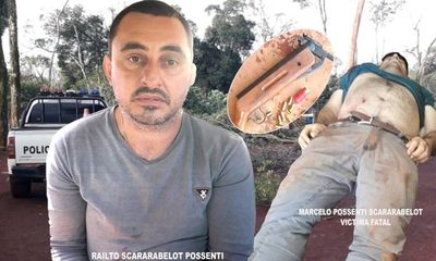 Brasileño es detenido tras matar a  su hermano de un disparo accidental – Diario TNPRESS