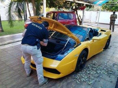 Cucho dice que donará el dinero de su Lamborghini para Salud