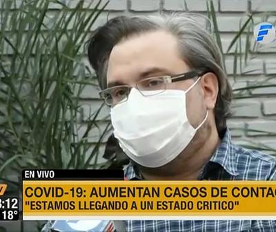 Dr. José Fusillo: ''Estamos llegando a un estado crítico''