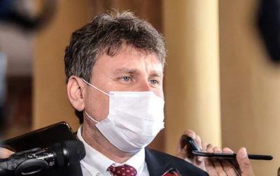 Presidente de Petropar es diagnosticado con Covid-19