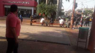 Municipalidad: Casos positivos de covid-9 tambíen en el ejecutivo