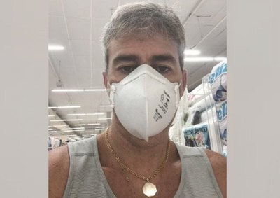 Regis Marques cuenta como le trata el virus vai