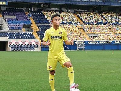 """Kubo: """"Elegí el Villarreal porque es la mejor opción"""""""