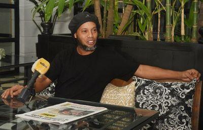 Cansados y desgastados: Ronaldinho y su hermano solo esperan que juez los libere