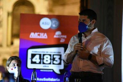 Rodríguezreconoce que le gustaría terminar su carrera política como candidato a presidente de la República
