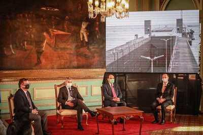 Crítica bajante del Paraná: maniobra extrema para paso de 115 mil toneladas de granos