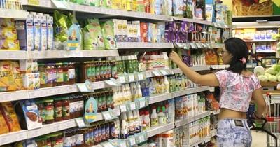 Ventas en los supermercados cayeron casi 15%, según Sborovsky