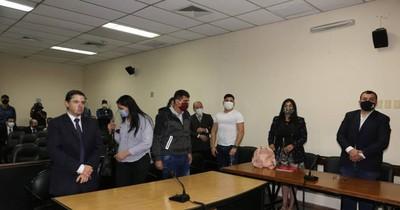 Mañana realizan la audiencia de revisión de medidas de Gustavo Florentín