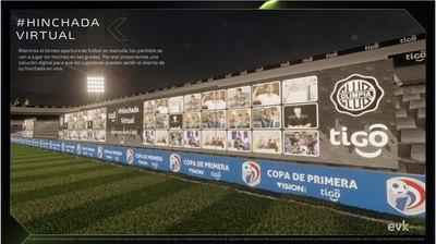 Olimpia habilita las entradas a su novedoso 'Palco Virtual'