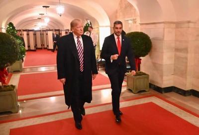 Marito agradece a Trump por la cooperación en la lucha contra el covid-19