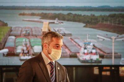 Mario Abdo anuncia revisión del Anexo B del tratado de la Itaipú