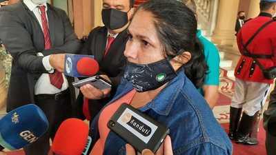 Madre de Edelio afirma que recibió datos de que los restos de su hijo estarían en Tacuatí
