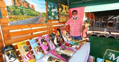 Emprendedores que se reinventaron celebraron exitosa Primera Feria Mipymes-Capasu