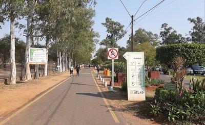 Desarrollan plataforma para el ingreso a los Parques Ñu Guasu y Metropolitano