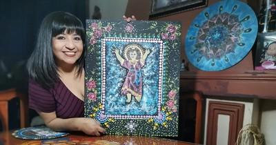 Emprendedora LN: mujer de tecnología, superó al cáncer y en la pandemia cumplió su sueño de ser artista
