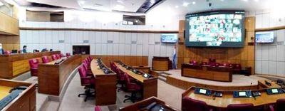 Confirman nuevo caso de COVID-19 en la Cámara de Senadores