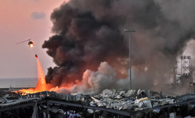 HOY / Una gran explosión asola Beirut con decenas de muertos y miles de heridos
