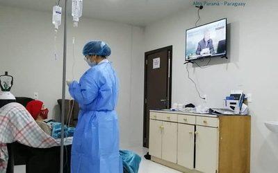 En dos meses, se realizaron 55 quimioterapias y más de 1.000 consultas en Pabellón Oncológico del Hospital Regional