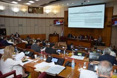 Confirman nuevo caso positivo de Covid-19 en el Senado