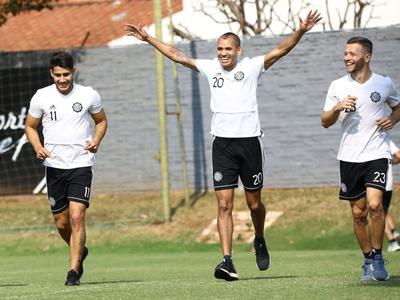 Garnero apunta repetir equipo por primera vez en el año