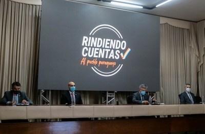 Bajísima ejecución de fondos para emergencia ante pandemia covid-19