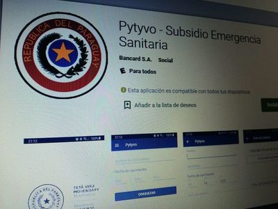Más de 570.000 personas ya se anotaron para Pytyvõ 2.0