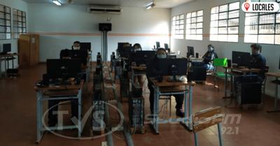En Ita Paso ayudan a vecinos para inscribirse al programa Pytyvo 2.0