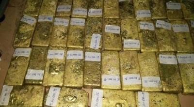 Caso Lingotes: Confirman sentencia condenatoria en caso contrabando