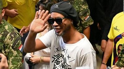 Ronaldinho ya tiene fecha de audiencia