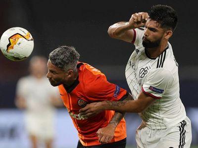 El Shakhtar deja sin semifinales al Basilea de Omar Alderete