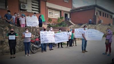 Fuerte Olimpo: Personal administrativo solicita gratificación ante COVID-19