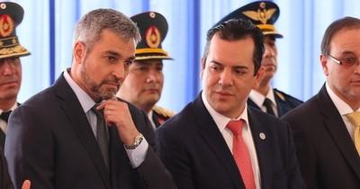 Entorno político de Abdo afirma que denuncia contra Friedmann desgasta a su gobierno