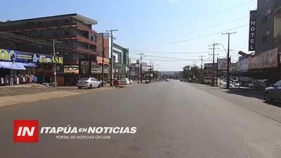 ENCARNACIÓN SE HUNDE Y EL GOBIERNO NO DA RETORNO A PEDIDOS ESPECÍFICOS