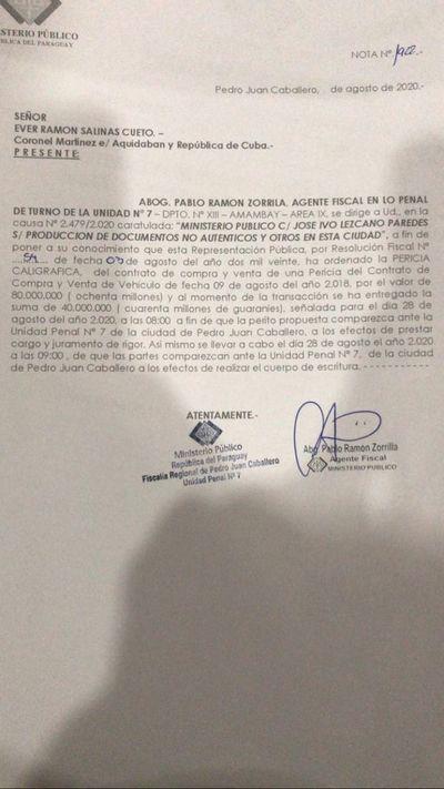 Concejal municipal de Pedro Juan denuncia a su colega por apropiación