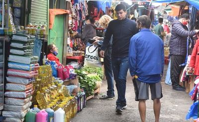 Mercado 4: Brotes son en galerías privadas pero temen por flujo diario de unas 8.700 personas