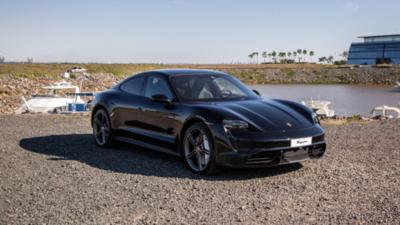 Primer deportivo 100% eléctrico de Porsche