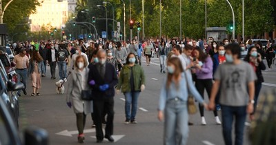 Alemania incluye a Madrid y al País Vasco español como zonas de riesgo por COVID-19