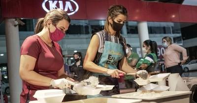 Kia Paraguay y Teletón unen fuerzas para la tradicional acción benéfica