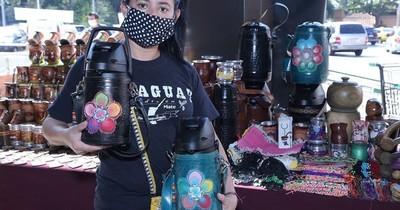 Superseis promueve feria de artesanías para apoyar a los artistas locales