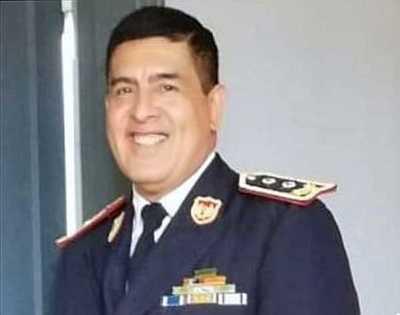 PRIMERA VÍCTIMA POLICIAL DEL CORONAVIRUS