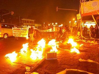 Ciudadanos de Ñemby anuncian manifestación contra Sandra Quiñónez