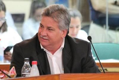 """Pretensiones de Oscar Rodríguez a la Intendencia Municipal en el siguiente periodo """"está consolidado"""", según concejal"""