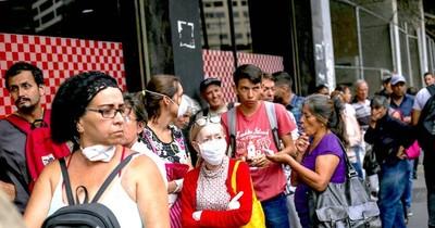 Venezuela supera por primera vez los 1.000 casos diarios de COVID-19