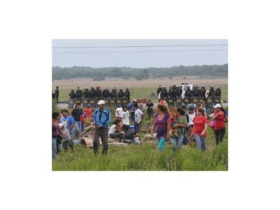 Lucha campesina por la tierra tras stronismo registra 519 ocupaciones