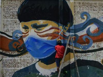 Concurso de murales sobre el Covid-19